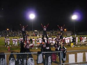 Gardena High School Cheerleaders
